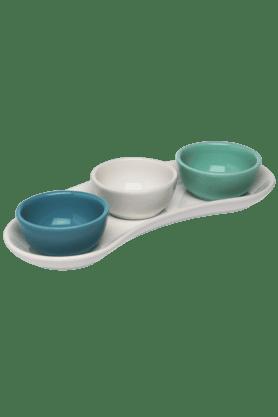 FERNChip Dip Tray Set (Set Of 4)