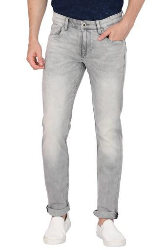 LOUIS PHILIPPE JEANS -  Light GreyJeans - Main