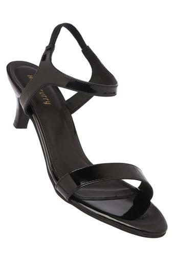 HAUTE CURRY -  Black Heels - Main