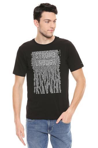 LEE COOPER -  BlackT-shirts - Main