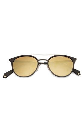 Unisex Polycarbonate Navigator Sunglasses - PLD2052S8075