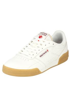 RED TAPE - White Casuals Shoes - 4