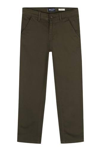 GINI & JONY -  Dark GreenBottomwear - Main