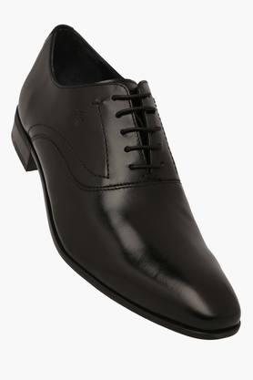 LOUIS PHILIPPE Mens Leather Lace Up Formal Shoes