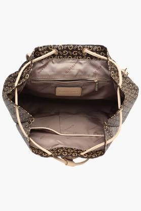 Womens Drawstring Closure Backpack