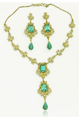 TOUCHSTONE Necklace Set - 8616689