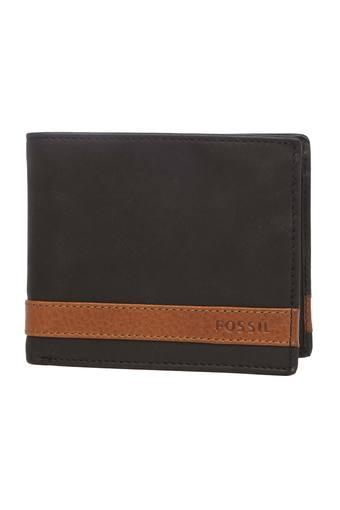 FOSSIL -  Black Wallets - Main