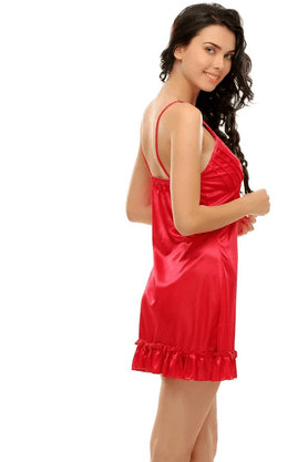 Women Ruffled Babydoll