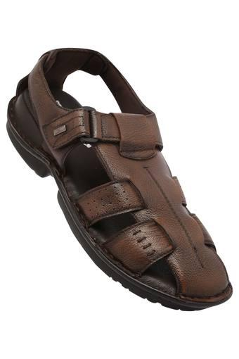 BUCKAROO -  Brown Sandals & Floaters - Main