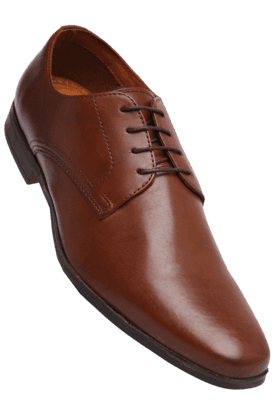 RED TAPE Mens Teak Lace Up Leather Formal Shoe
