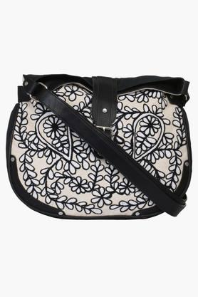 PICK POCKET Womens Snap Closure Sling Bag - 202332868