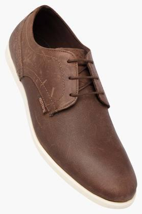 RED TAPE Mens Leather Lace Up Casual Shoes - 202628288