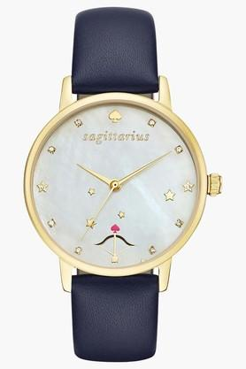 Womens Quartz Analogue Leather Watch - KSW1195