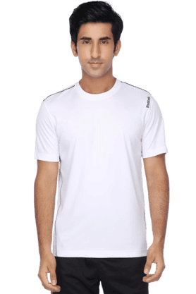 REEBOK Mens Short Sleeves T-Shirt