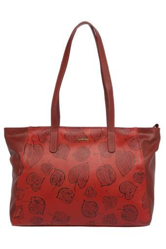 HIDESIGN -  Red Tote - Main