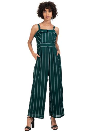 FABALLEY -  GreenJumpsuit - Main