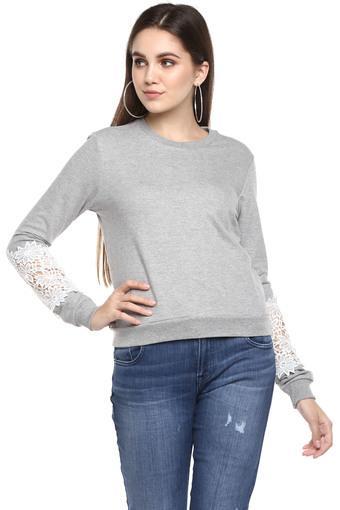 LIFE -  GreySweatshirts - Main