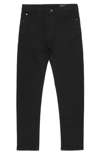 ALLEN SOLLY -  BlackBottomwear - Main