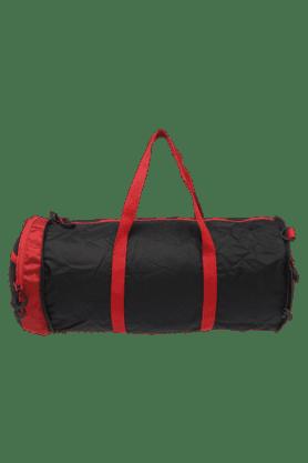 Unisex Pravas Zipper Closure Duffle Bag