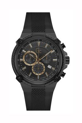 Mens Round Dial Chronograph Watch - Y24008G2