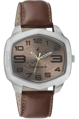 FASTRACKFastrack ANALG Watch For Gents -3119SL04