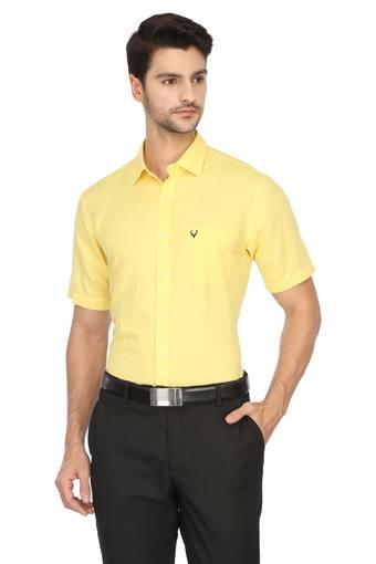 ALLEN SOLLY -  YellowShirts - Main