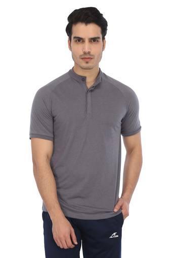 Mens Slub Polo Sports T-Shirt