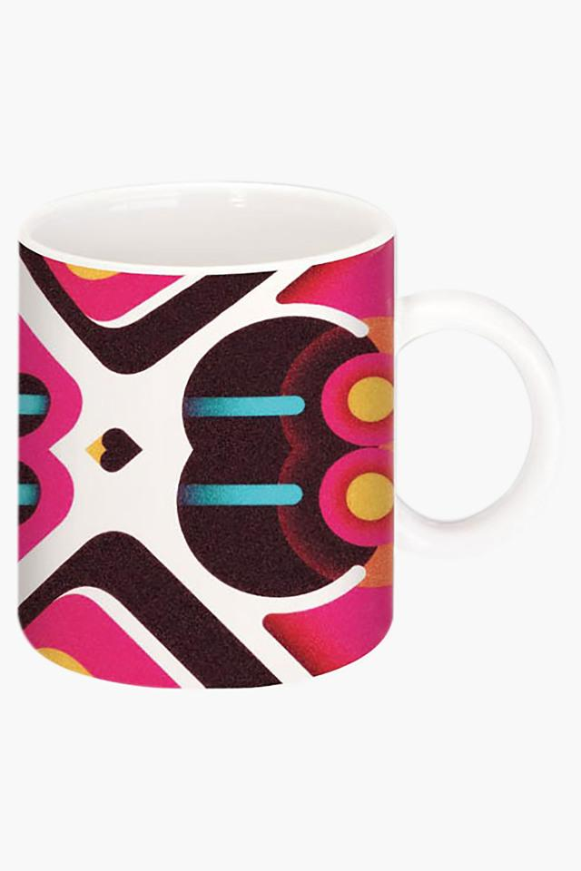 Caviar Printed Ceramic Coffee Mug By Danny Ivan