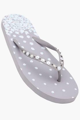 Womens Slipon Flip Flops