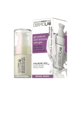 DEBORAH MILANO D.LAB EYE CONTOUR ANTI-WRINKLE MOIS. GEL