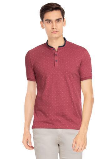 ARROW SPORT -  MaroonT-shirts - Main
