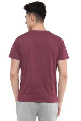 STOP - Blue MelangeT-Shirts & Polos - 1