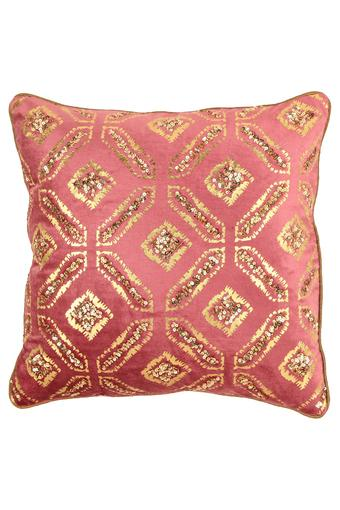 FERN -  Pink Mix Cushion Cover - Main
