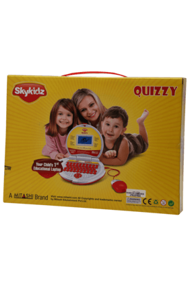 Unisex Quizzy Educational Laptop
