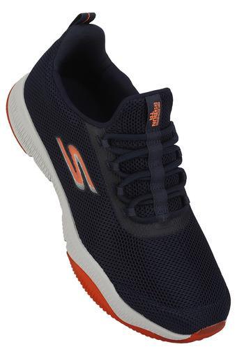 SKECHERS -  NavySports Shoes & Sneakers - Main