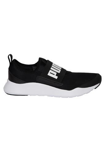 PUMA -  Black Sports Shoes - Main