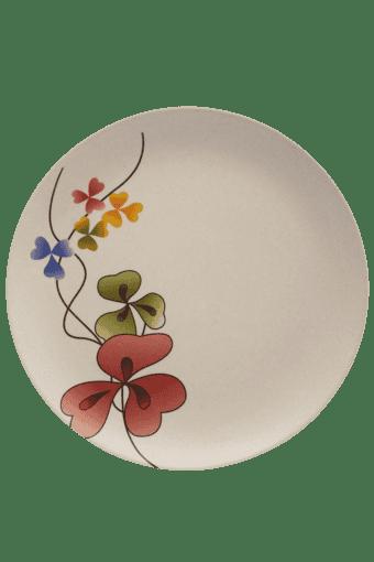 BACK TO EARTH -  WhiteLoose Dinnerware - Main