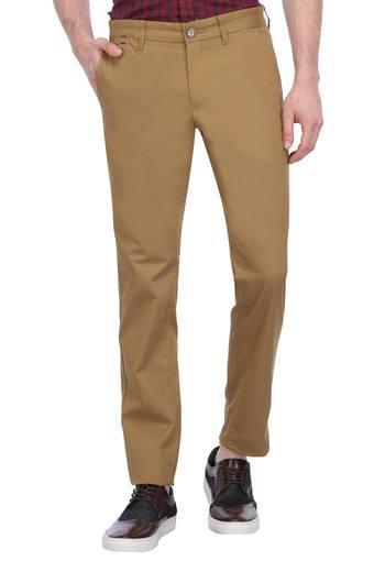 INDIAN TERRAIN -  KhakiCargos & Trousers - Main