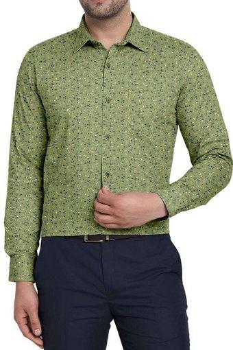 TURTLE -  GreenCasual Shirts - Main