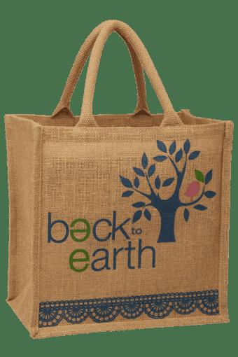 BACK TO EARTH -  NaturalHandbags - Main