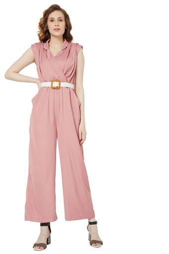 VERO MODA -  PinkJumpsuit - Main