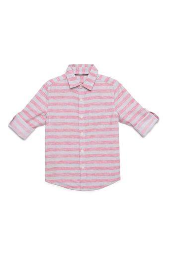 UNDER FOURTEEN ONLY -  PinkShirts - Main