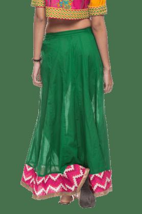 Womens Full Length Skirt