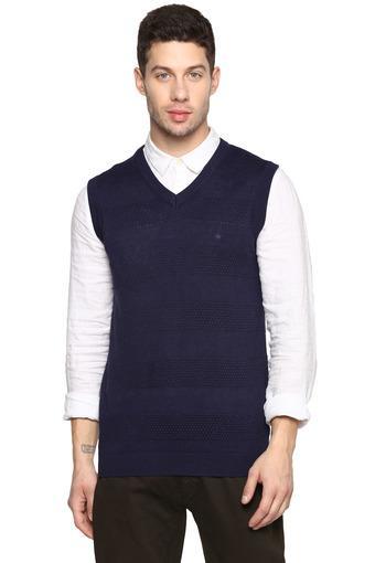 LOUIS PHILIPPE -  NavyWinterwear - Main