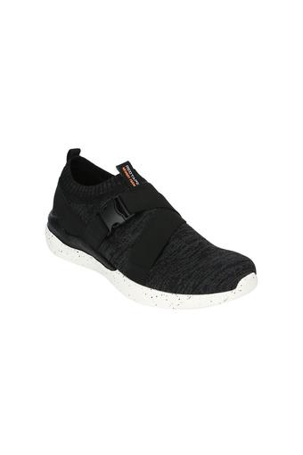 RED TAPE -  Black Sports Shoes - Main