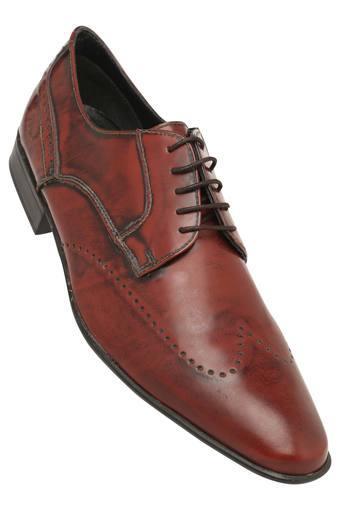 VENTURINI -  Muted WineFormal Shoes - Main