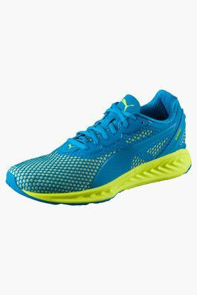 PUMA Mens Mesh Lace Up Sports Shoes  ... - 202132764