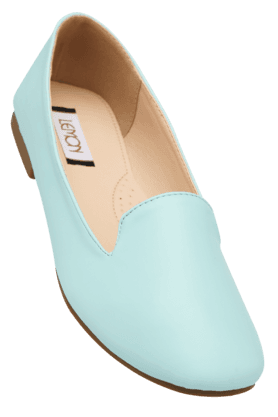 LEMON & PEPPER Womens Daily Wear Slipon Ballerina Shoe