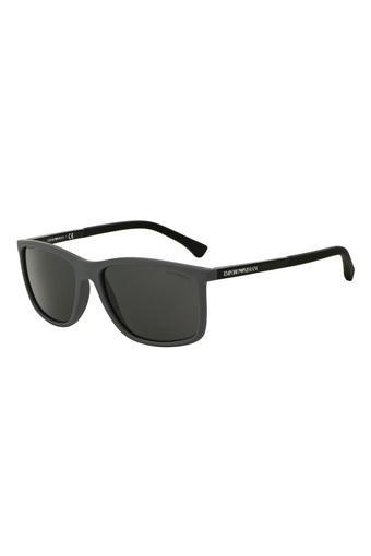 Unisex Wayfarer UV Protected Sunglasses - EA4102