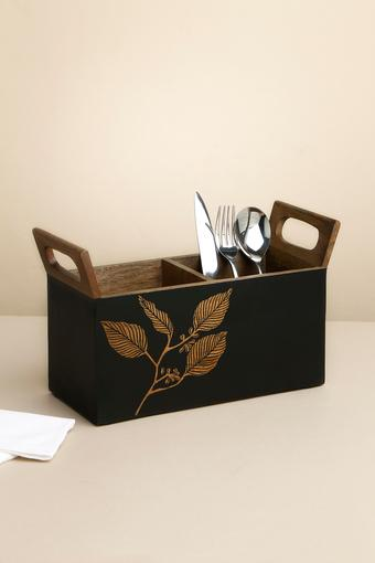 BACK TO EARTH -  Brown Cutlery - Main